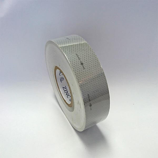 Retro Reflective Tapes in Silver White colour