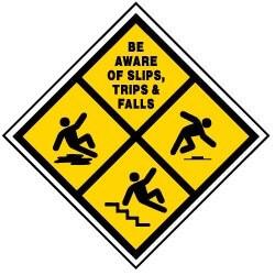 Slips Trips & Falls